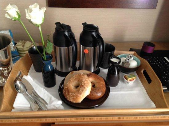 The Inn Above Tide: Breakfast was great!