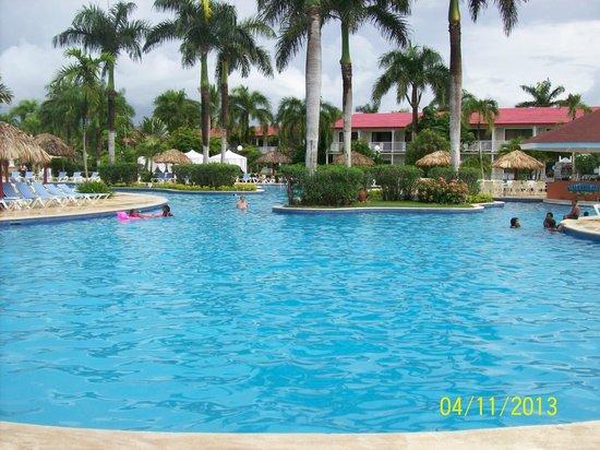 Grand Bahia Principe La Romana: Great clean pool