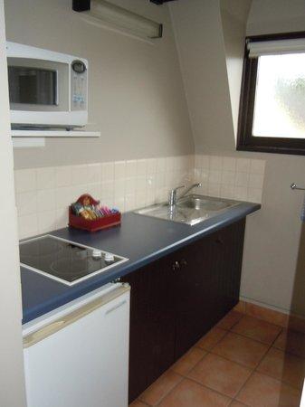 Camelot Motor Lodge: Kitchen, room 773