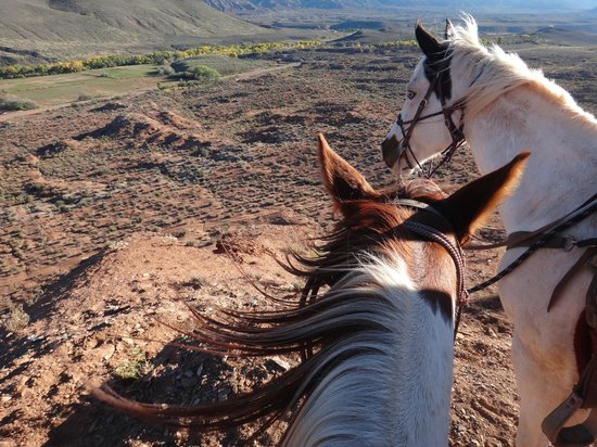 Jacob's Ranch: what a ride