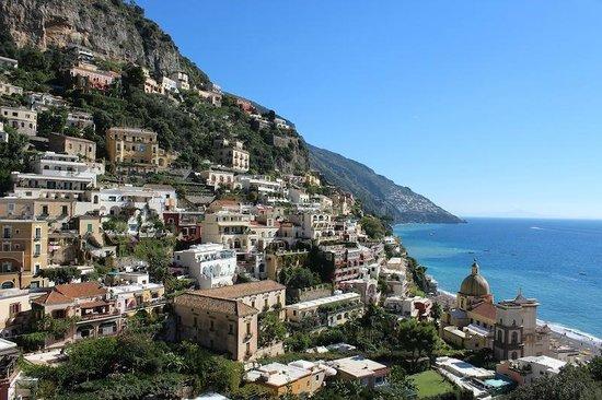 Amalfi Coast Destination Tours Company: Day excursion to beautiful Positano
