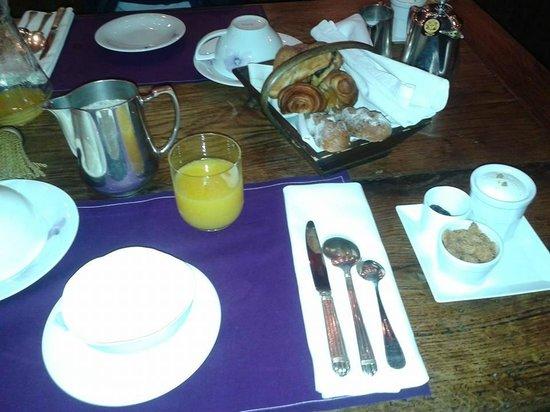 Relais & Châteaux Michel Trama : Le petit-déjeuner