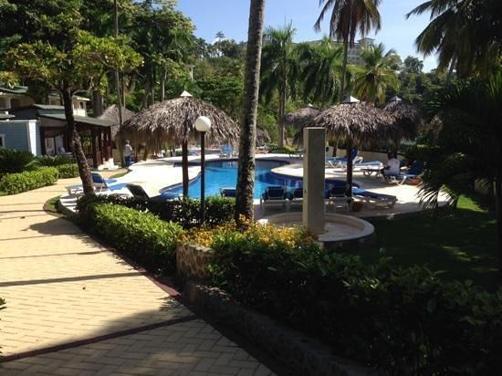 Grand Bahia Principe Cayacoa: beach villa pool