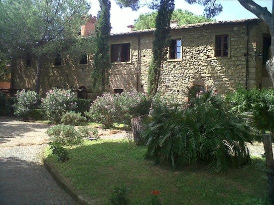 Villa Bolgherello Marina Di Bibbona