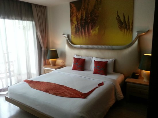 Navalai River Resort: The room