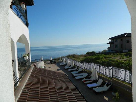 Relax Hotel: балкон
