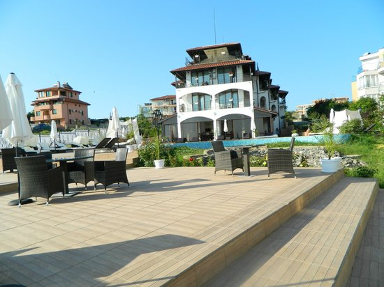 Relax Hotel: отель