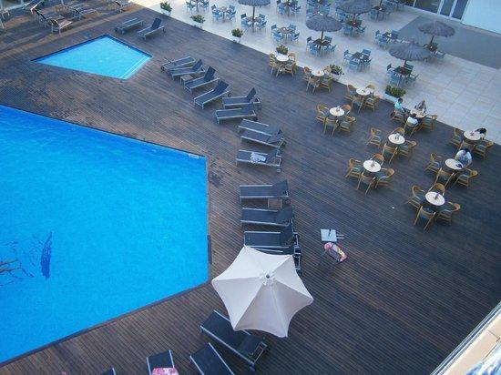 FERGUS Style Nautic Park SPA: piscine extérieure