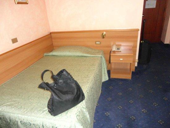 Hotel Adriano: stanza singola