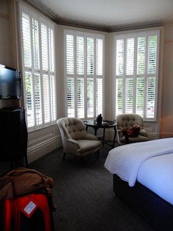 Villa at Henrietta Park: Rooms are very spacious