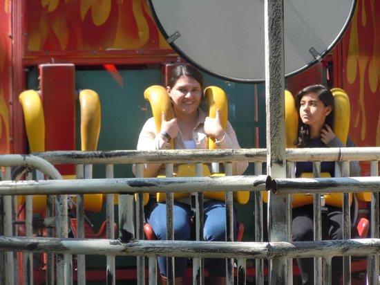 Six Flags Mexico : Kilahuea