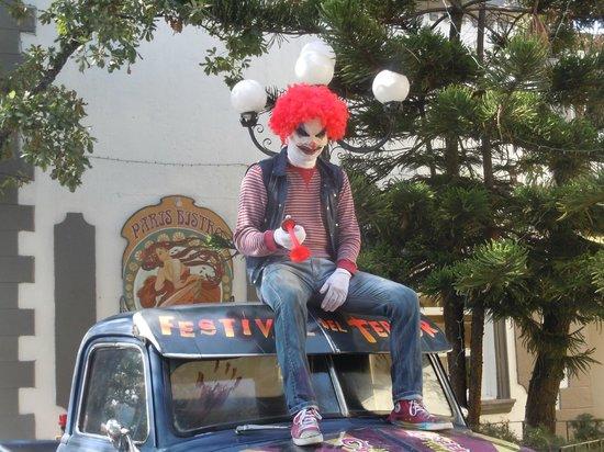 Six Flags Mexico : Horrorfest