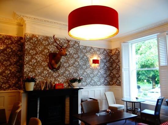 Villa at Henrietta Park: Breakfast Room