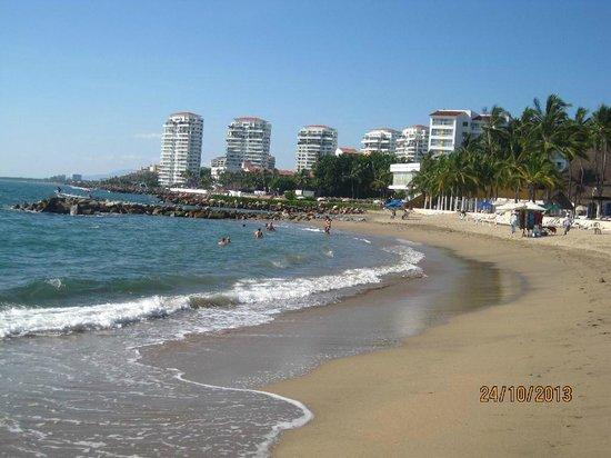 Club Regina Puerto Vallarta: Beach