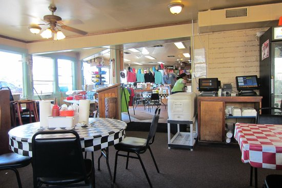 Doc's Seafood Shack and Oyster Bar: Orange Beach location . . .