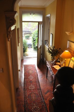 Mountview Guesthouse - Crouch End: Entrance