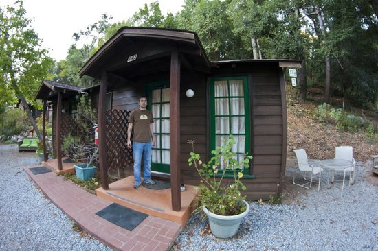 Foto de ripplewood resort big sur cabin 12a one half of for Big sur cabin