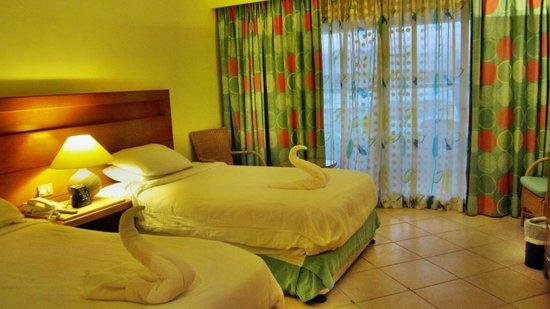Nuweiba Coral Resort: номер