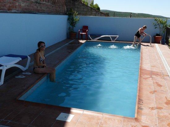Hotel los Chiles: CONTRA EL CALOR...