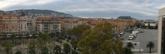 NH Nice: Vista dal 6 piano