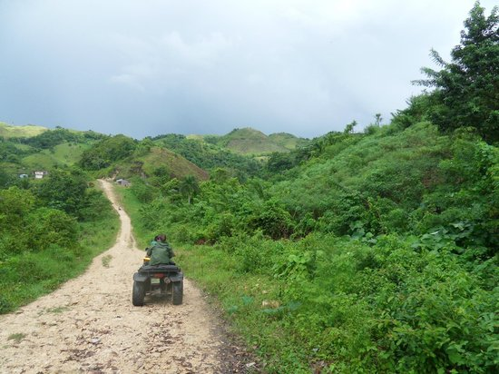 Indrinatours Quad: Off roading on the ATVs!