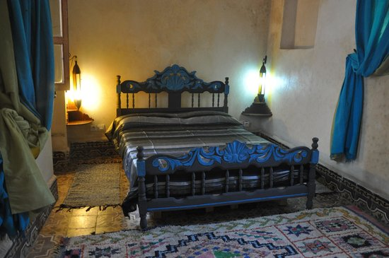 Riad Jade Mogador : notre chambre