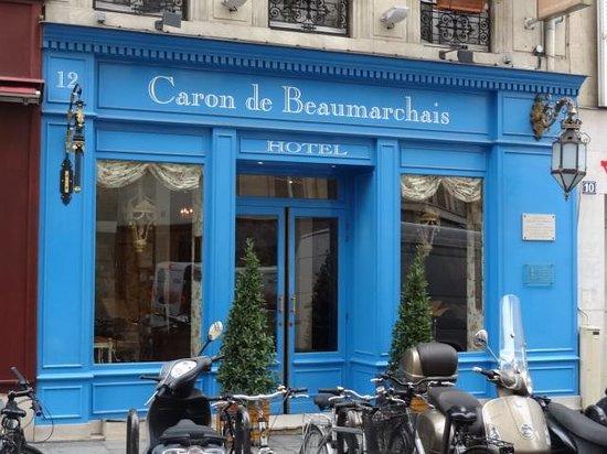 Hotel Caron de Beaumarchais : Home away from home