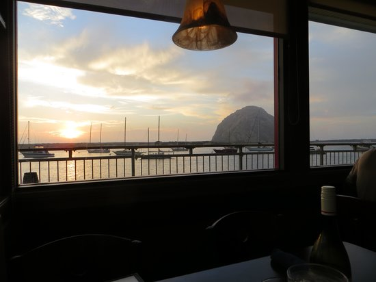 Dutchman's Seafood House: View from our table