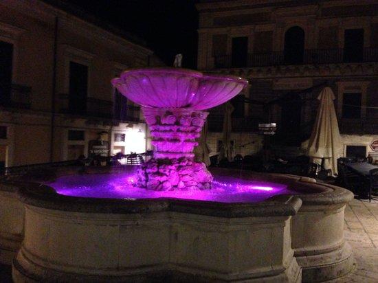 Ragusa Ibla : In the night.. Ibla center