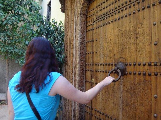 Dar Fes Medina : Front door