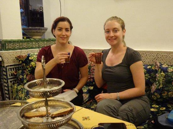 Dar Fes Medina : Tea