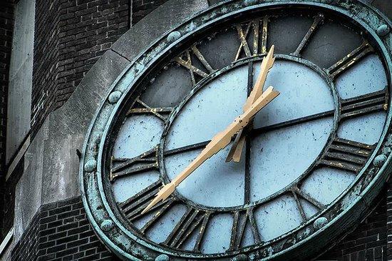 Buffalo Central Terminal : Clock Tower