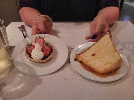 Lendario: Desserts