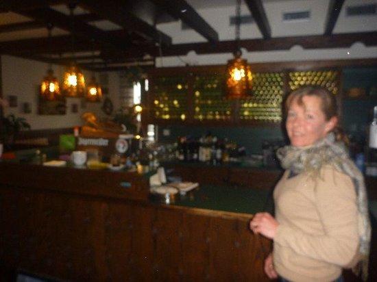 Dobel, Alemania: Chefin sorgt für guten Service