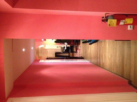 B&B La Dimora degli Angeli : Corridoio 4 Piano