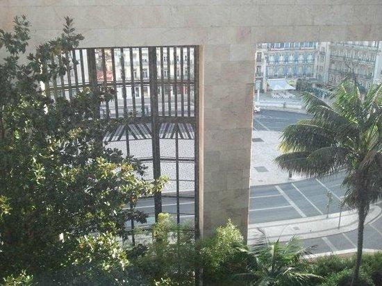 VIP Executive Éden Aparthotel: Vista