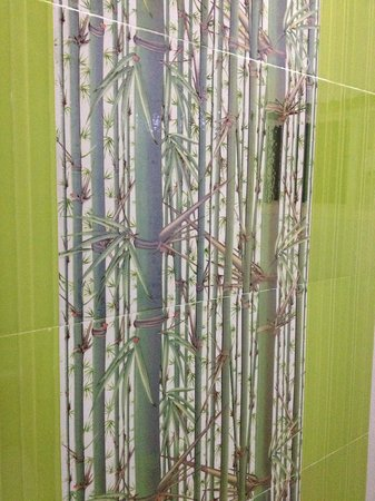 Green Valley Vista : Bathroom tiles