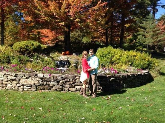 Stone Hill Inn: wedding day