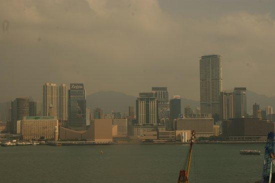 The Harbourview Hong Kong : вид из окна