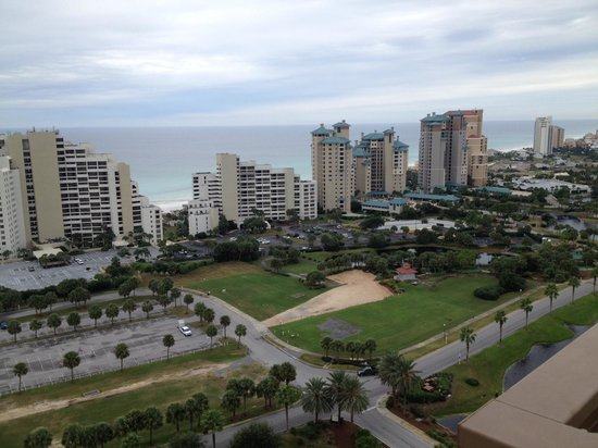 Sandestin Golf and Beach Resort: Rooftop view of Sandestin Golf and Beach Restort