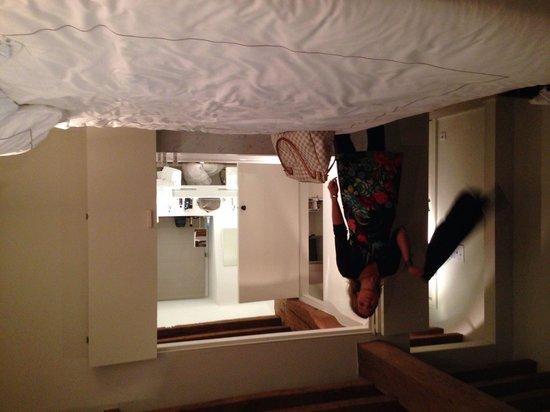 Hotel Julien: De kamer met bad