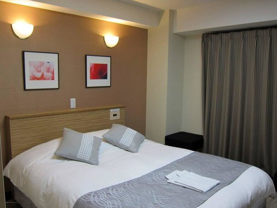 Kyoto Hana Hotel: Comfortable and clean room