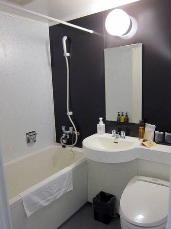 Kyoto Hana Hotel: Nice bathroom