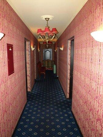 Sofijos: corridor
