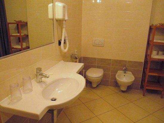 Hotel Villa Franca: bagno