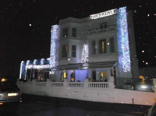 The Palace: palace hotel Paignton