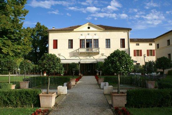 Villa Ca' Sette: Vue de l'hotel