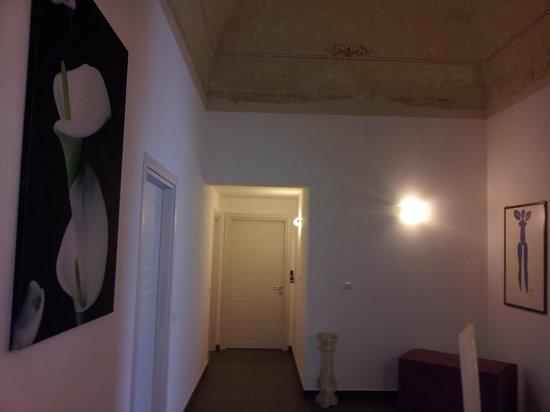 Up Room & Suite: la camera