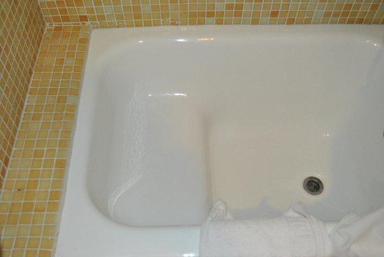 Hotel Colon Palma: the little bathroom