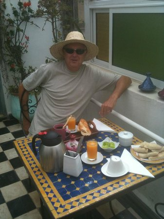Dar Del Mare : Le petit déjeuner hum !!!!!!